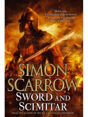 Sword and Scimitar - Scarrow Simon