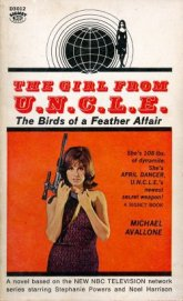 [The Girl From UNCLE 01] - The Birds of a Feather Affair - Avallone Michael