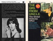 [The Girl From UNCLE 01] - The Global Globules Affair - Latter Simon