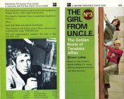 [The Girl From UNCLE 03] - The Golden Boats of Taradata Affair - Latter Simon