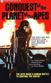 Conquest of the Planet of the Apes - Jakes John