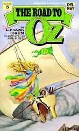 Книга The Road to Oz - Автор Baum Lyman Frank