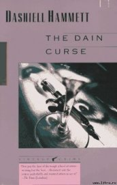Hammett Dashiell - The Dain Curse