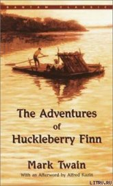 Книга The Adventures of Huckleberry Finn - Автор Twain Mark